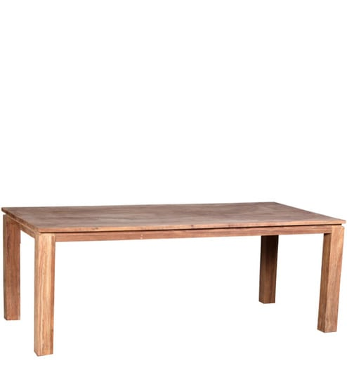Cassia Sheesham Wood 8 Seater Dining Table By Mudramark