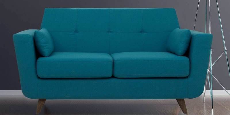 Teal coloured sofas teal coloured leather sofas sofa thesofa for Teal leather couch