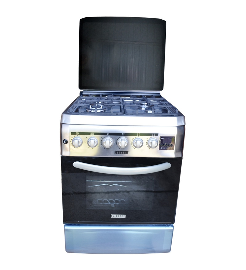 Carysil 4 Burner Stainless Steel Gas Cooking Range (Model: FSCR-02)