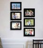 Callao Collage Photo Frame in Black by CasaCraft