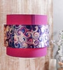 Pink Spiral Hanging Shade by Calmistry