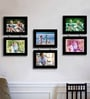 Camilia Collage Photo Frame in Black by CasaCraft
