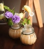 Mogra Flower Small Jar Candle by Candles N Beyond