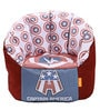 Captain America Sofa Cover by Orka