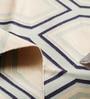 Carpet Overseas Camel & Sage Cotton 60 x 36 Inch Geometric Area Rug