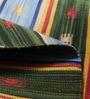 Carpet Overseas Multicolour Cotton 73 x 46 Inch Area Rug
