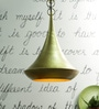 Florentino Pendant Lamp In Brown by CasaCraft