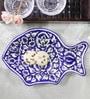 Cdi Stoneware Mughal Art Platter