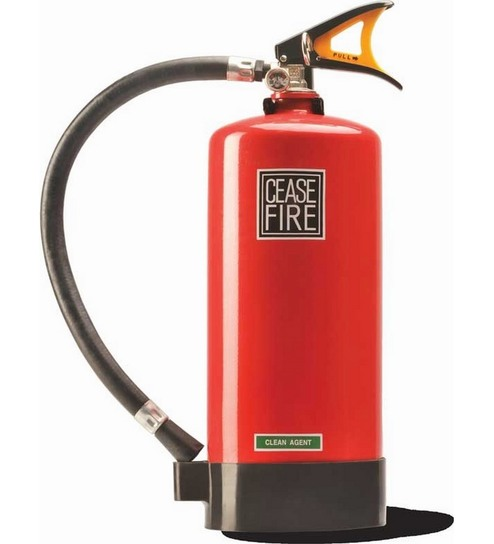 buy ceasefire metal clean agent gas based fire extinguisher online