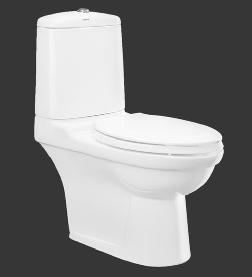 Bathroom Ceramic Water Closet Cera Sanitary Ware Outdoor