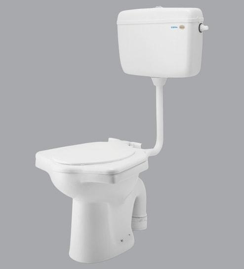 Buy Cera Universal White Ceramic Anglo Indian Water Closet
