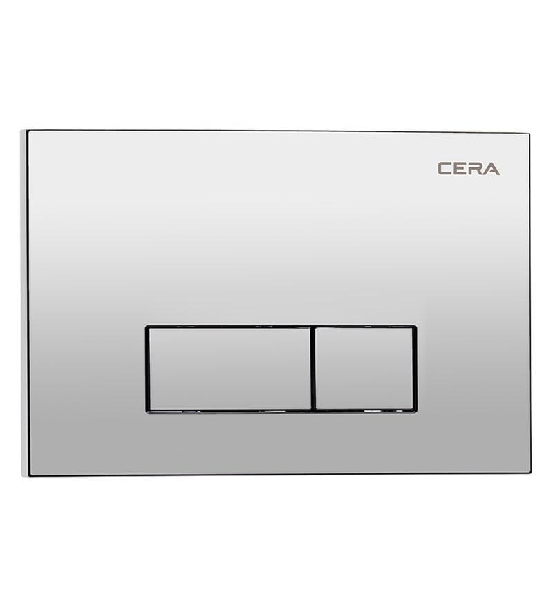 Cera B1120101 Silver Ceramic Cisterns