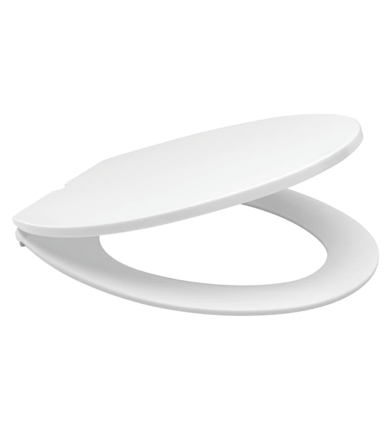 Cera Cerina White PVC Seat Cover