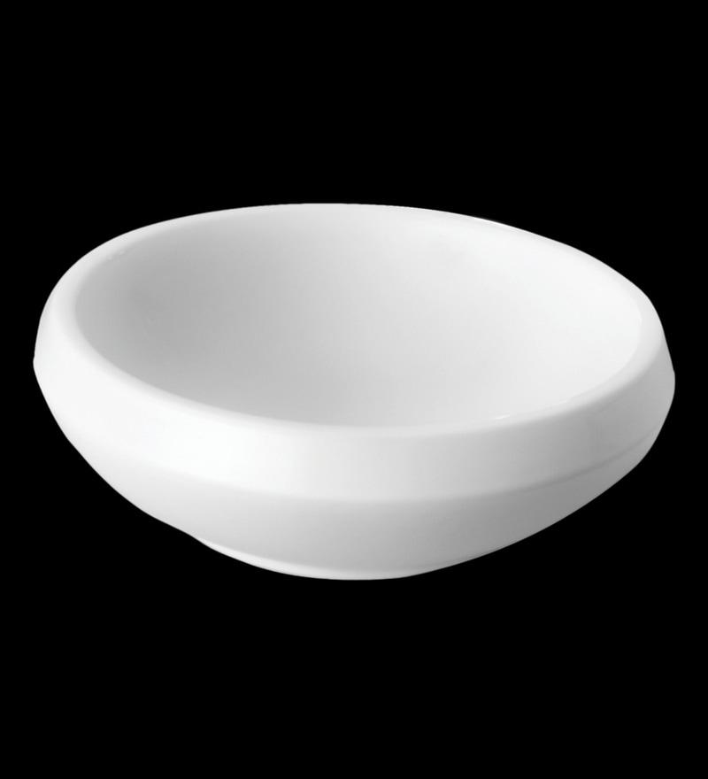 Cera Cherub White Ceramic Table Top Wash Basin