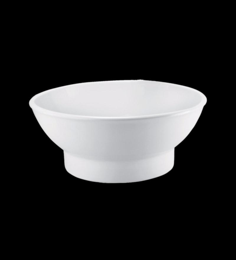 Cera Countess White Ceramic Wash Basin