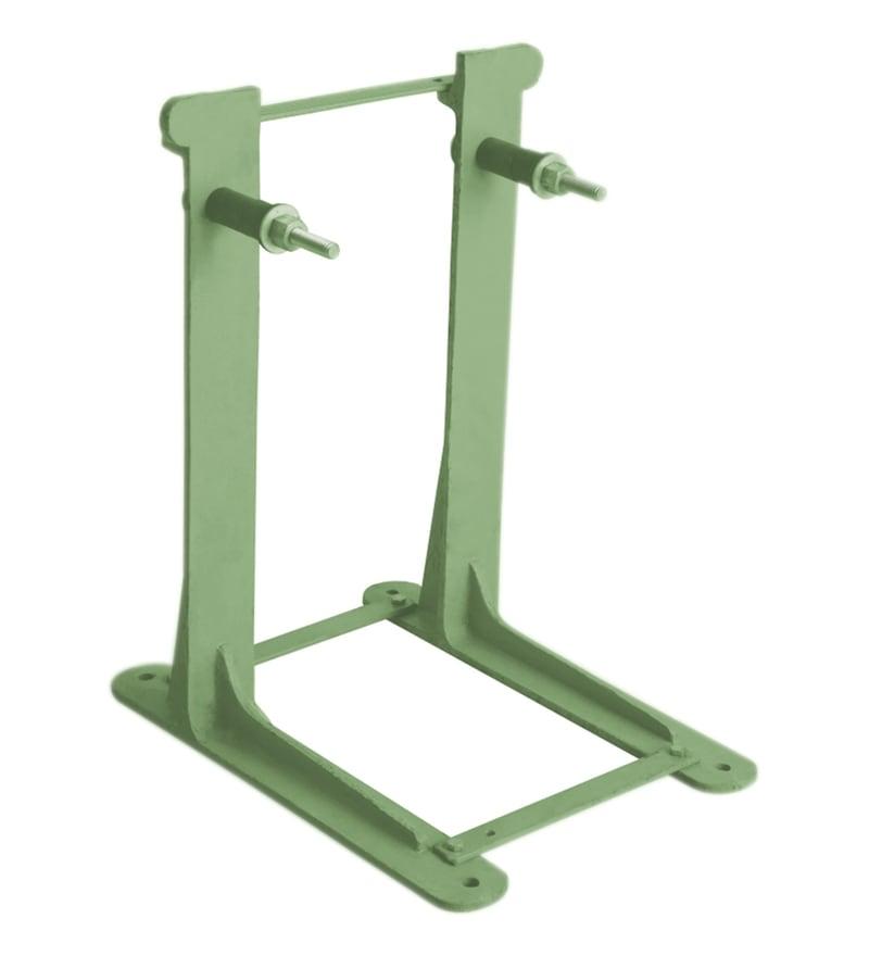 Cera Green Cast Iron Chair Bracket for Water Closet