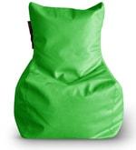 XL Bean Bag Chair with Beans in Green Colour