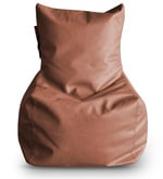 XXXL Bean Bag Chair with Beans in Tan Colour