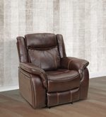 Cherry One Seater Recliner in Maroon Colour