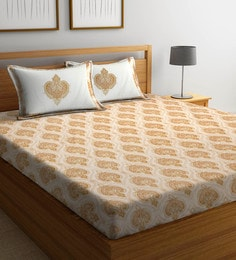 722ec6bdbe Bed Sheets - Buy Single & Double Bed Sheets Online in India at Best ...