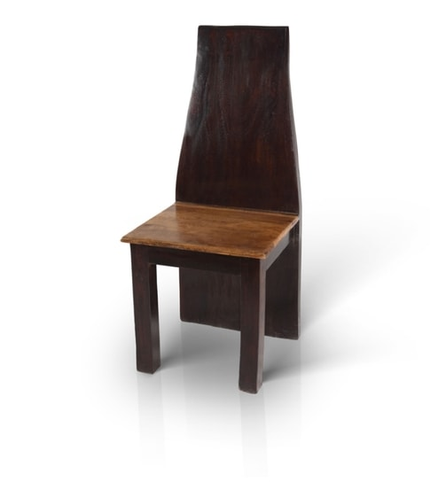 Charmant Throne Like Dining Chair