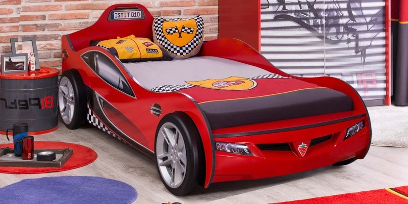 Buy Champion Racer Coupe Carbed In Red By Cilek Room