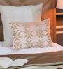Blush Velvet 14 x 20 Inch Art Cushion Cover by Chandrika