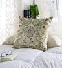 Chandrika Multicolour Cotton 20 x 20 Inch Cushion Cover