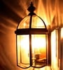 Chelmsford Wall Light in Brass by Amberville