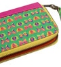 Chumbak Butterfly Polyurethane Multicolour Long Wallet