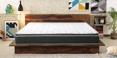 Cirrus+ King Size (78x72) 8 inch Pocket Spring Pillow Top Mattress