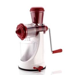 Cierie Fruit & Vegetable Manual Juicer Mixer Grinder With Steel Handle - 1648721