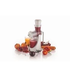Cierie White Abs Fruit & Vegetable Hand Juicer