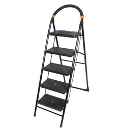 Cipla Plast 5 Step Milano Folding 5.3 FT Ladder