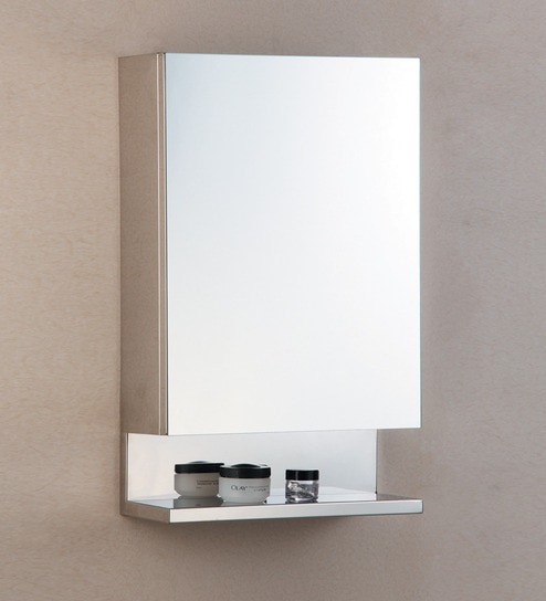 New Look Stainless Steel Bathroom Cabinet By Cipla Plast