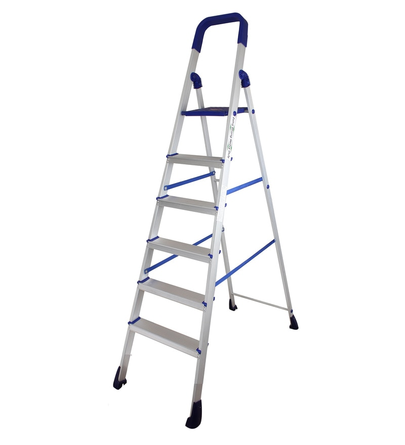 Cipla Plast 6 Step Home Pro 6.6 FT Ladder