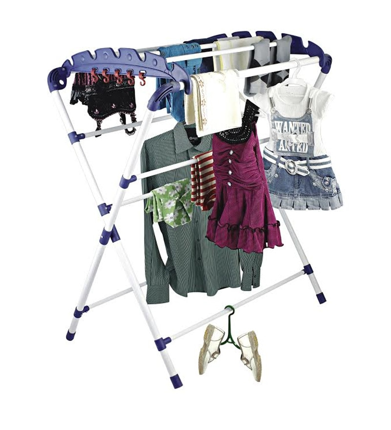 Cipla Plast Mini Sumo Steel Cloth Drying Stand