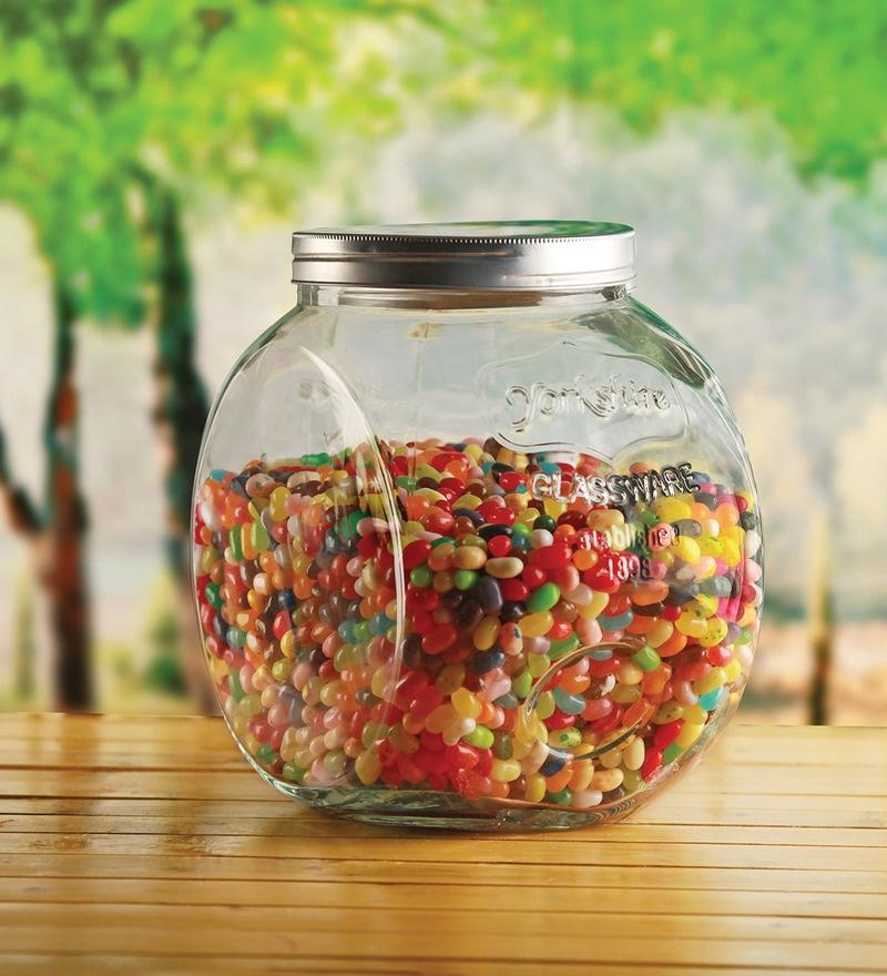 Circleware Yorkshire Round Cookie Jar