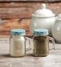 Circleware Moondance Cylindrical 145 ML Salt & Pepper Shaker