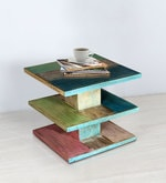 Clermont Coffee Table in Distress Finish