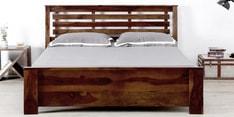 Lynnwood King Bed in Provincial Teak Finish