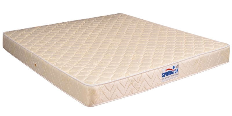 Classic Care King Size (78 x 72) 6 Inches Thick Bonnell Spring Mattress (FREE Pillow) by Springtek