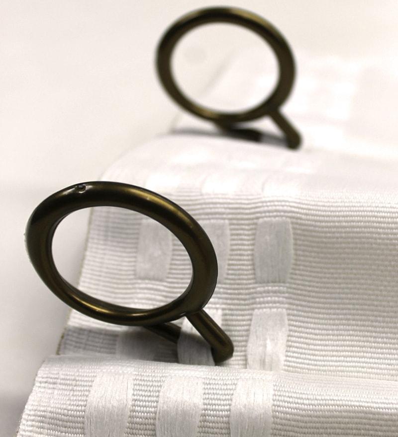 Classic Linen Textured 5 Feet Window Plain Matte American Pleat Curtain by  Curtain Label