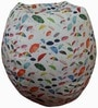 Umbrella Theme Filled Bean Bag in Multi Colour by Orka
