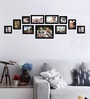 Collage Picture Black Fiber Photo Frame by Art Street