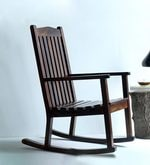 Colin Rocking Chair in Provincial Teak Finish