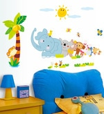 Child Theme PVC Vinyl Wall Sticker