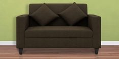 Cooper Two Seater Sofa in Brown Colour