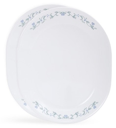 Corelle Livingware Country Cottage Oval Serving Tray - Set Of 2