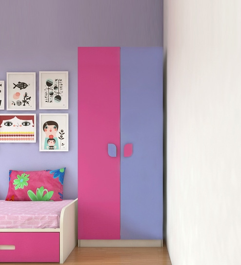 Super Corolla Kids Two Door Wardrobe In Barbie Pink Lilac Colour By Adona Download Free Architecture Designs Rallybritishbridgeorg